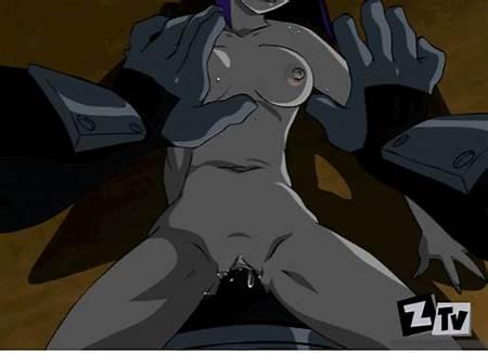 Nude Raven Titans Teen