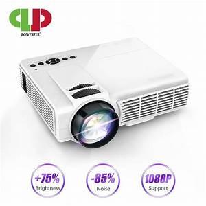 Q5 Led Projector Hd Mini Projector 1080p 800 480 In 2020