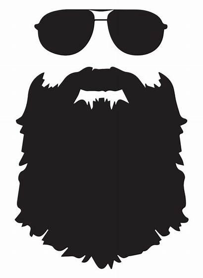 Beard Clipart Svg Vinyl Decal Bearded Decals