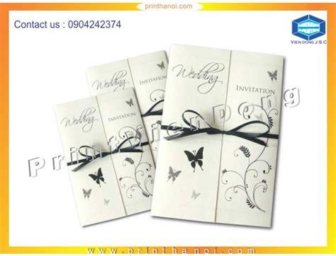 Quick Wedding Invitations Printing In Hanoi