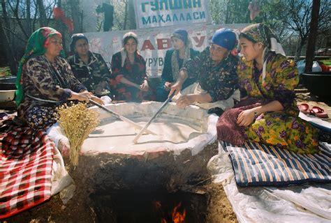 navruz vesennee prazdnovanie novogo goda  uzbekistane