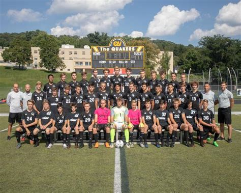 quaker valley high school boys varsity soccer fall schedule