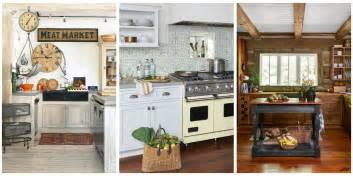 farmhouse kitchen ideas photos 18 farmhouse style kitchens rustic decor ideas for kitchens