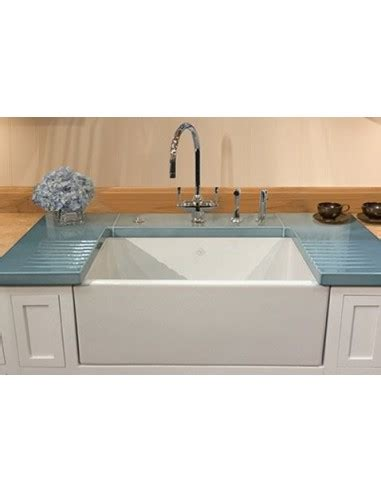 large ceramic kitchen sinks shaws classic skaker single bowl 800mm kitchen sink apron 6784