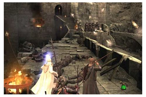 lord of the ring 3 game download