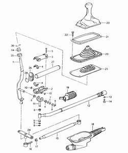 Porsche 993 Gearshift Rubber Boot 99342413900  96442413906