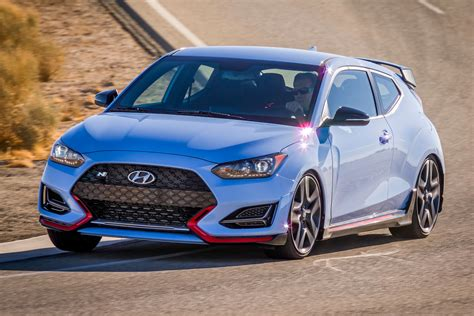 Hyundai N by N For No The Hyundai Veloster N Is Not For Us