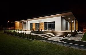 """""""Copenhagen"""": Scandinavian House Built Within Just 118"""