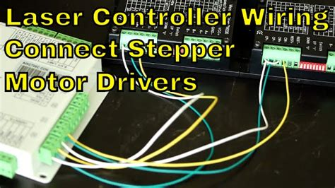 wire  laser controller  stepper motor drivers