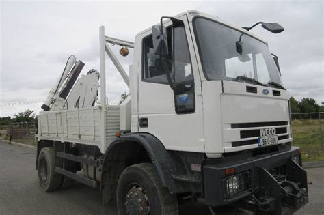 Used Iveco -4x4 Crane Trucks Year
