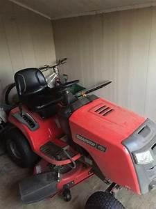 Snapper Rider Sr1030 Riding Mower
