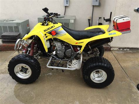 Suzuki Four Wheeler For Sale by Used 2003 Suzuki Z 400 Atvs For Sale In California On Atv