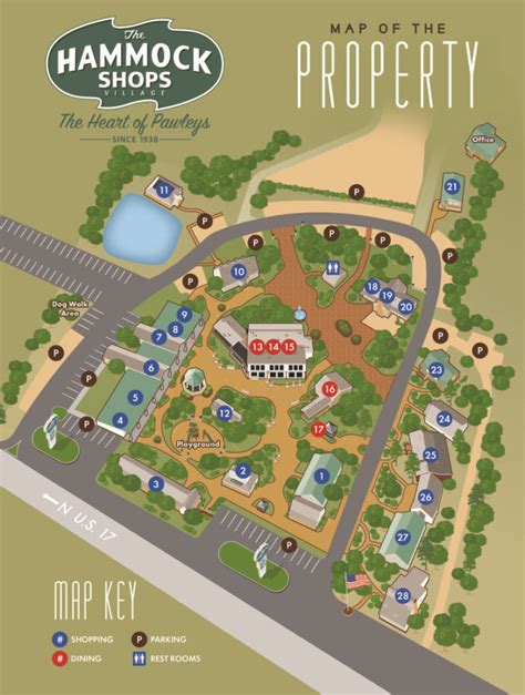 Hammock Resort Property Map by Hammock Shops Is For A Day Trip In South