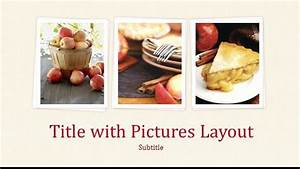 free food template for powerpoint online free powerpoint With powerpoint recipe template