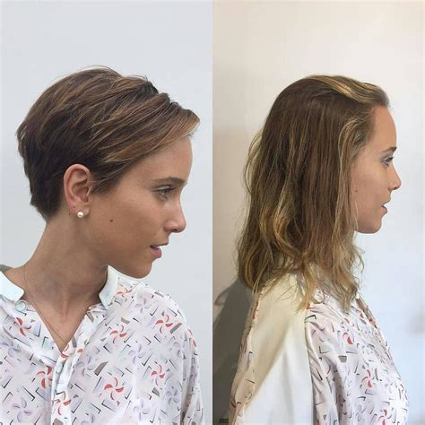 Growing Out Pixie Hairstyles by 2019 Popular Medium Hairstyles For Growing Out A Pixie Cut