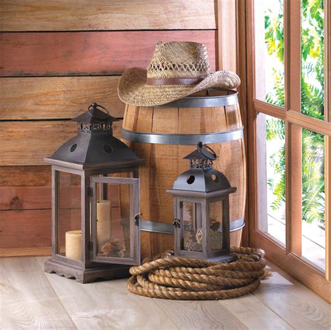 koehler home decor monticello wood lantern at koehler home decor