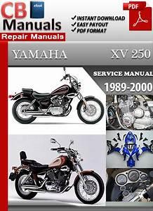 Yamaha Xv 250 1989
