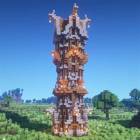 whats     medievalfantasy tower minecraftbuilds minecraft castle