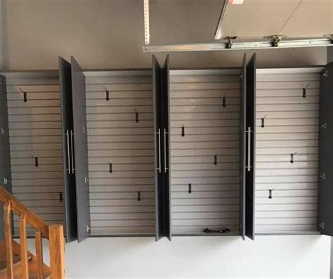 Garage Cabinets Ta by Vegas Slatwall Cabinets Vegas