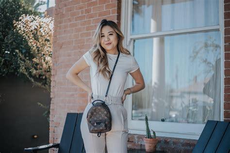 louis vuitton palm springs backpack mini review demi bang