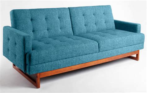 Sofa Bed Outfitters by 1960s Inspired Cool Either Or Sofa Bed At