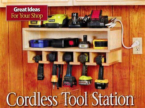 Wood Magazine Holder Plans