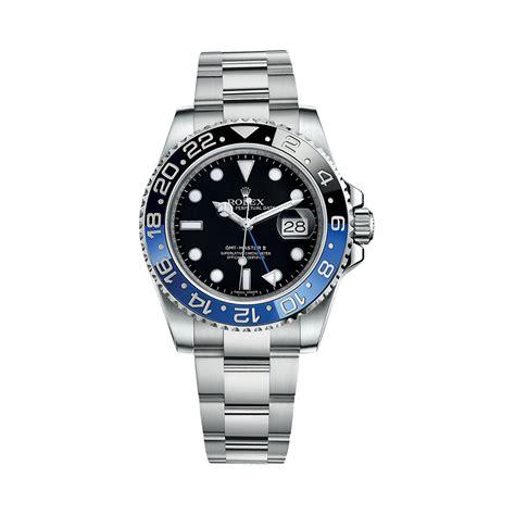 Rolex GMT-Master II 116710BLNR Stainless Steel Watch ...