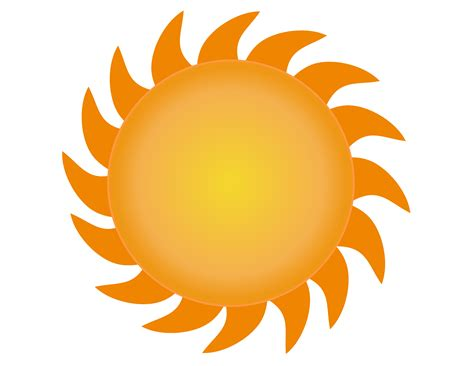Sun Clipart High Resolution