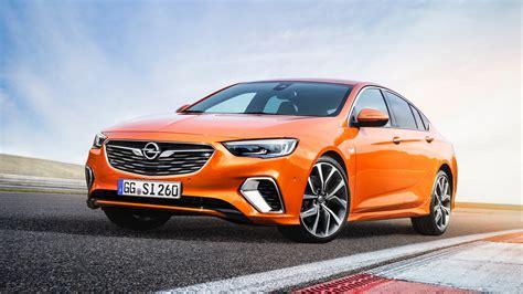2018 Opel Insignia Gsi 4k Wallpaper