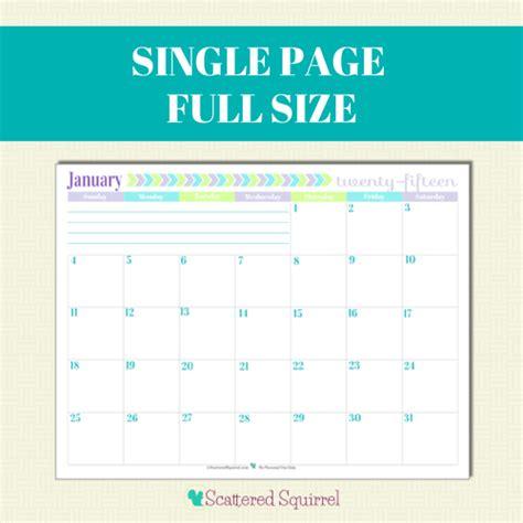 pin  planificador mensual