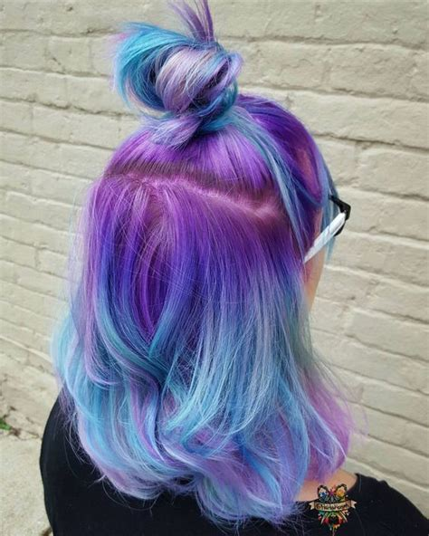20 Trending Shades Of Unicorn Hair How To Look Stunning