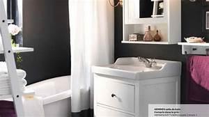 Meuble Salle De Bain Ikea : ikea salle de bain meubles rangements et accessoires c t maison ~ Teatrodelosmanantiales.com Idées de Décoration