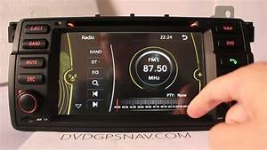 Bmw E46 Navigation Radio Gps Dvd - Best Selling