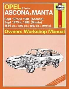 Opel Ascona  U0026 Manta 1975