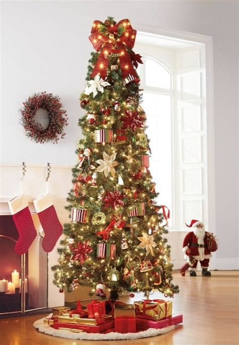 kohls christmas trees let them santa s always kohls