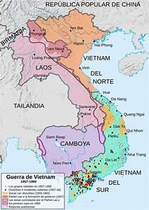 File Vietnam War 1957 To 1960 Map Es Svg