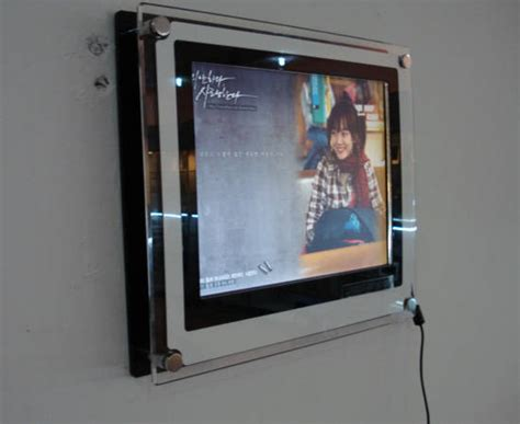 large size digital photo frames baopu optoelectronics
