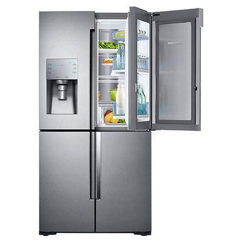 samsung door fridge rf28k9380sr samsung 36 quot 4 door door refrigerator