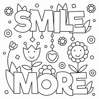 Coloring Pages Inspirational Quotes Printable
