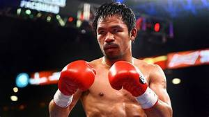 Opponent Announced For Manny Pacquiao's Return Bout