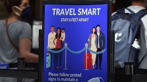 Flying for Thanksgiving? TSA offers safety tips for travel