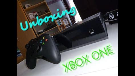 Xbox One Unboxingdéballage Français Hd 1080p Youtube