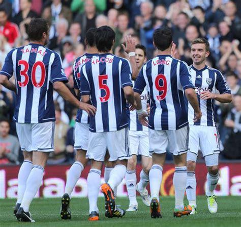 Soccer – Barclays Premier League – West Bromwich Albion v ...