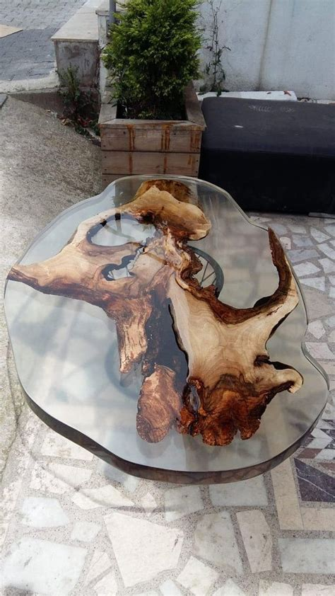 stock epoxy  table wood table design wood resin