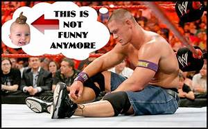 "Headlies: JOHN CENA DECLARES POOP ""NO LONGER FUNNY"" AFTER ..."