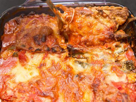 comment cuisiner des aubergines au parmesan 24 233