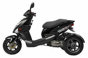 Scooter 3 Roues 125 Cm3 Mbk Tryptir 125 Cm3 3 Roues Abs