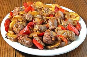 Grilled Italian Sausage With Sweet And Sour Peppers And