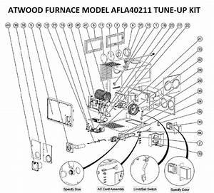 Atwood    Hydro Flame Furnace Model Afla40211 Tune