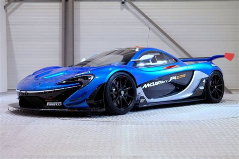 Road Legal Mclaren P1 Gtr For Sale In Holland At .5